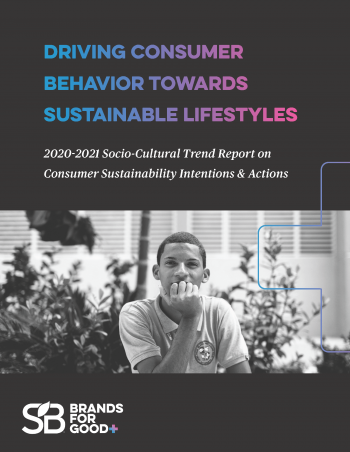 SB Brands for Good Socio-Cultural Trends White Paper